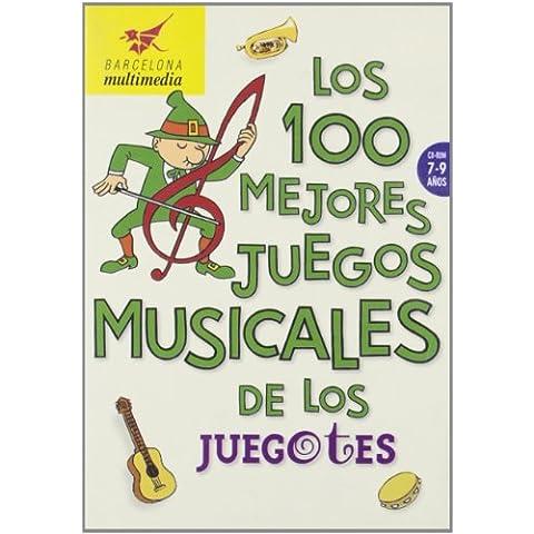 100 MEJORES JUEGOS MUSICALES CD-ROM