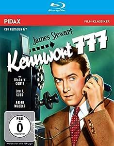 Kennwort 777 (Call Northside 777) / Packender Film Noir mit James Stewart nach einer wahren Geschichte (Pidax Film-Klassiker) [Blu-ray]