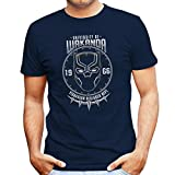 University Of Wakanda Black Panther Men's T-Shirt