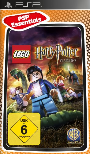 Lego Harry Potter - Die Jahre 5 - 7 [Essentials] - [Sony PSP]