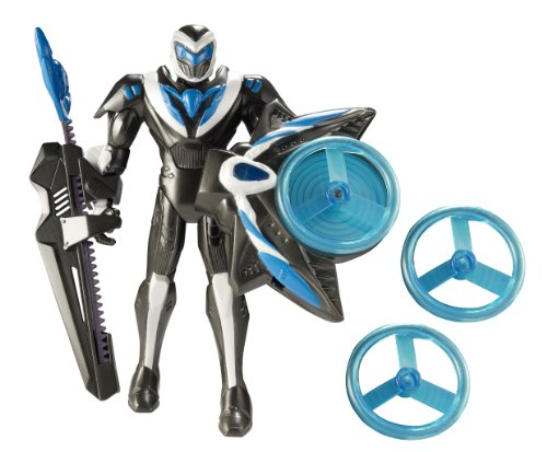 Max Steel - Figurine - RIP Launch Toxzon
