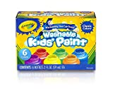 #9: Crayola Washable Paint, Multi Color