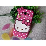 Yes2Good Hello Kitty Back Cover For Samsung Galaxy Grand Prime Sm-G530 - Pink