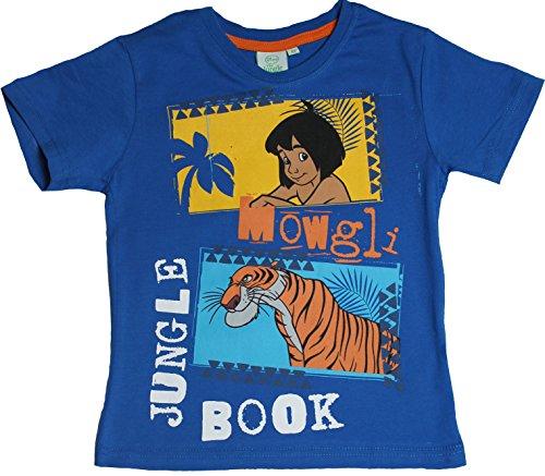 Disney The Jungle Book Short Sleeve T Shirt By BestTrend