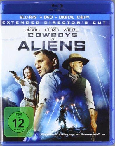 kl. Digital Copy), Extended Cut [Blu-ray] (Cowboys Zubehör)