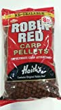 Dynamite Baits Robin Red Carp Pellets – Pre Drilled – 0, Size 900 grams