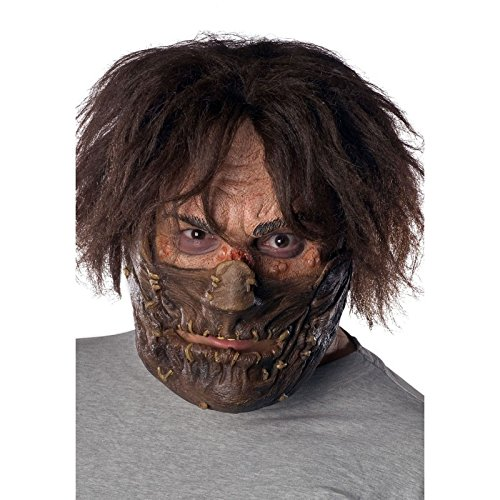 Texas Chainsaw Leatherface Muzzled Adult Mask