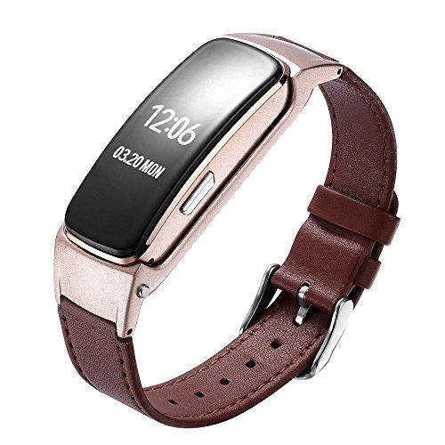 2 in 1 bluetooth braccialetto orologio fitness tracker con cardiofrequenzimetro, pressione sanguigna ,sport activity tracker smart watch con gps,contapassi,calorie,monitoraggio del sonno