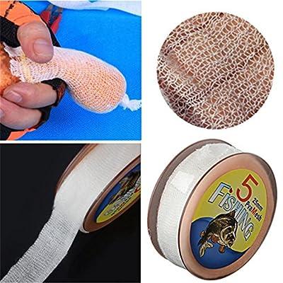 Elistelle 5M PVA Carp Fishing Mesh Stocking Rig Bait Bags from Elistelle