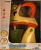 Home Kitchen Beste Deals - Home and Kitchen Elektronische Küchenmaschine für die Kinderküche / Spielküche mit Sound und Licht Teigmaschine Rührgerät Rührer (Küchenmaschine)