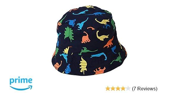 TBS Baby Toddler Boys Dinosaur Round Sun Hat