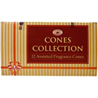 Räucherkegel 120 Kegel Cones Collection 12 Schachteln 12 Düfte Wohnaccessoire Raumduft preisvergleich bei billige-tabletten.eu
