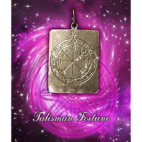 Sterling argento unico Talisman Sotto gli auspici del Fortune (femmina)