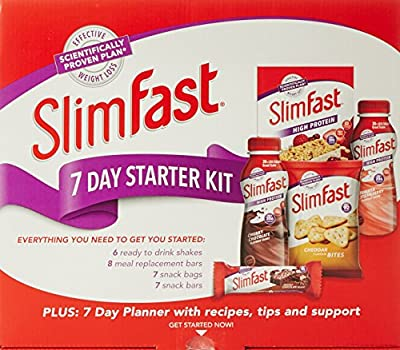 SlimFast 7 Day Starter Kit by KSF Acquisition UK Ltd