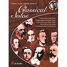 Classical Solos Book With CD Classical Instrumental Play-Along (Book/CD Pack) - Trombone