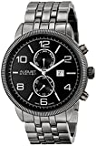 August Steiner Armbanduhr Man AS8069BLK Analog Quarz