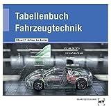 Tabellenbuch Fahrzeugtechnik - CD zur 27. Auflage des Buches