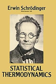 Statistical Thermodynamics par [Schrodinger, Erwin]