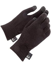 Ultrasport Wollhandschuhe mit Touchscreen-Funktion