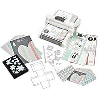 Sizzix 661546 - Kit Esencial para corte forma y estampado en relieve