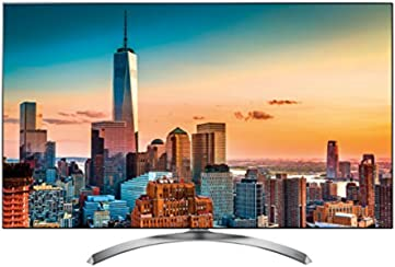 LG 55SJ8509 139 cm (55 Zoll) Fernseher (Super Ultra HD, Triple Tuner, Smart TV, Active HDR)