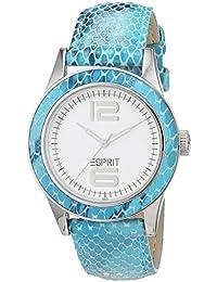 Esprit Damen-Armbanduhr Analog Quarz Leder ES2CS72A5825.E12