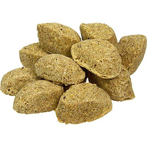 Schecker Dogreform Fischkräcker 1 x 500g Lecker gebackene Kekse mit frischem Fisch