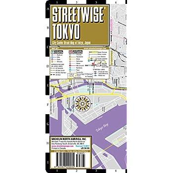 Plan StreetWise Tokyo
