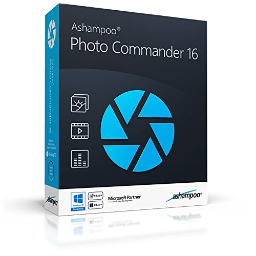 Microsoft-foto-bearbeitungs-software (Photo Commander 16 Windows Vollversion (Product Keycard ohne Datenträger))