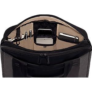 51zF4ZZ%2B5oL. SS300  - Wenger 601082 Bahn 35,56 cm Tablet Mochila con Bolsillo para Ordenador portátil - Negro