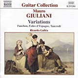Giuliani - Guitar Music Vol.1 - Variationen
