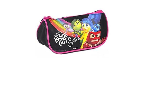 Disney Inside Out Black Wallet