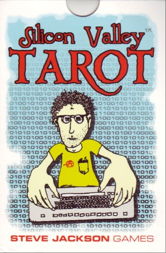 Silicon Valley Tarot (Steve Jackson Games)