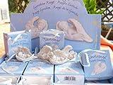 24 liegende Schutzengel Figuren im Display Engel Angel Engelfiguren