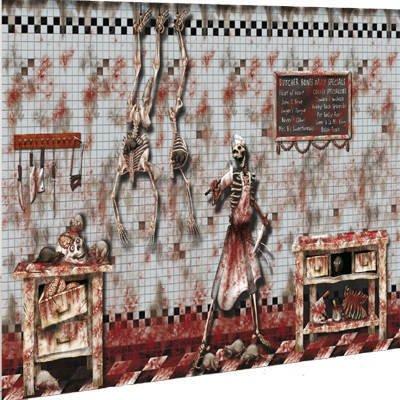 Deko-Set für Giant Chop Shop (Gute Horrorfilme Für Halloween-partys)