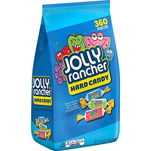 Herhsey's Jolly Rancher Hard Assorted Flavours 5LB 2,26kg