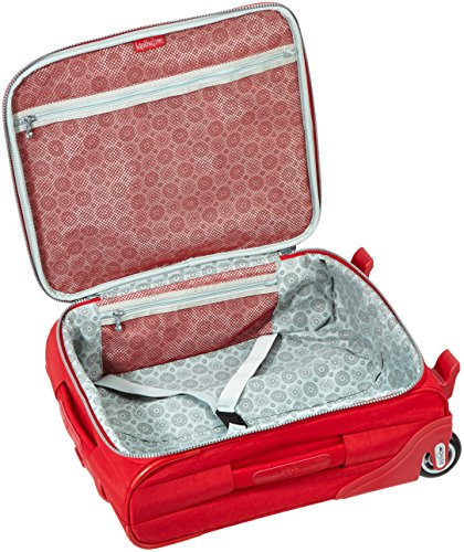 Kipling - K1532351M - Valise - Bleu (Sky Blue) Rouge (Tango Red)