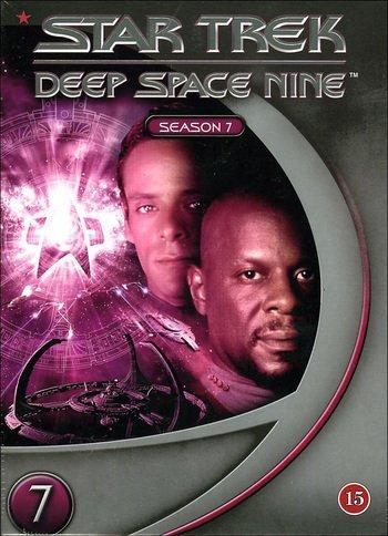 Star Trek - Deep Space Nine/Season 7 (7 DVDs)