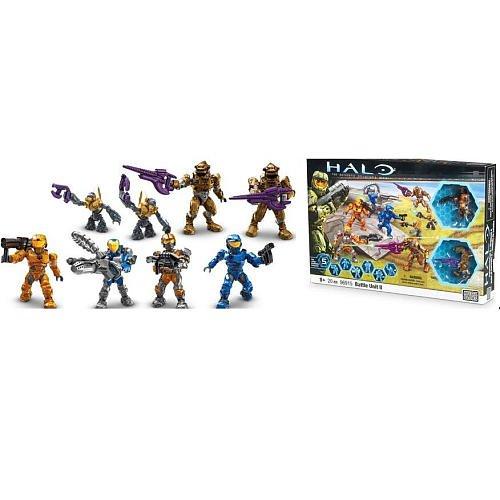 Preisvergleich Produktbild Mega Bloks Halo Wars Battle Unit II