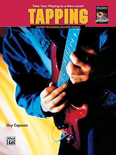 Guitar Technique Builders: Tapping (Guitar Technique Builders Series) por Guy Capuzzo