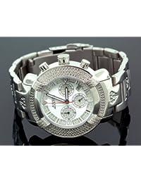 Aqua Master - Reloj para hombre #96 20-diamantes