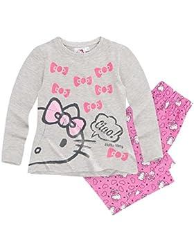 Hello Kitty Chicas Pijama 2016 Collection - fucsia
