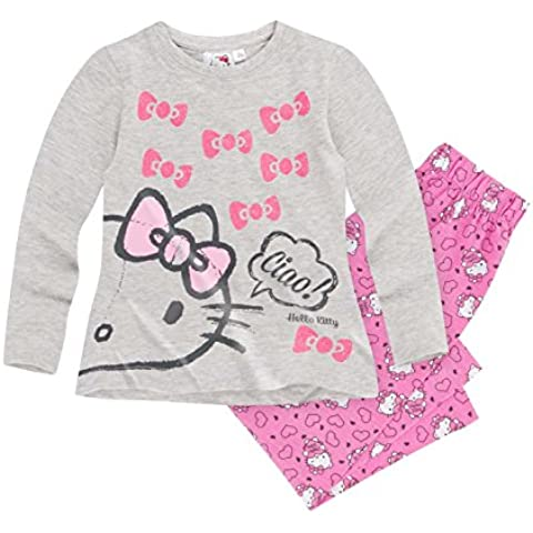 Hello Kitty Chicas Pijama 2016 Collection - fucsia