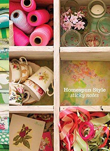 Homespun Style Sticky Notes