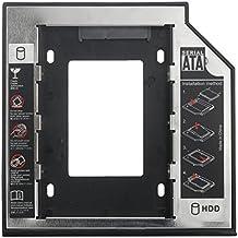 Storite - Caja de Disco Duro para portátil de 12,7 mm de sata a