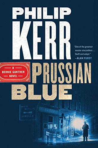 Prussian Blue (Bernie Gunther ermittelt)