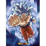 ABYstyle - Dragon Ball Super - Poster - Goku Ultra Instinct (52x38 cm)