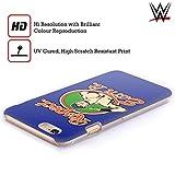Head Case Designs Officiel WWE John Cena Respect Earn It 2017/18 Superstars Étui Coque D'Arrière Rigide pour iPhone 6 / iPhone 6s