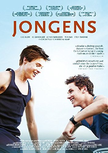 Jongens (OmU) - Bücher Ree