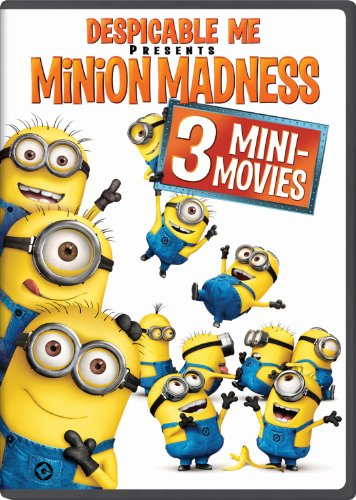 Minion Madness [DVD]